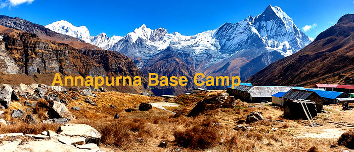 Annapurna Base Camp Image