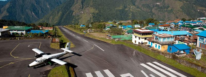 Lukla Airport Everest