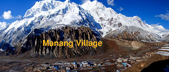 Manang village Trek Photo