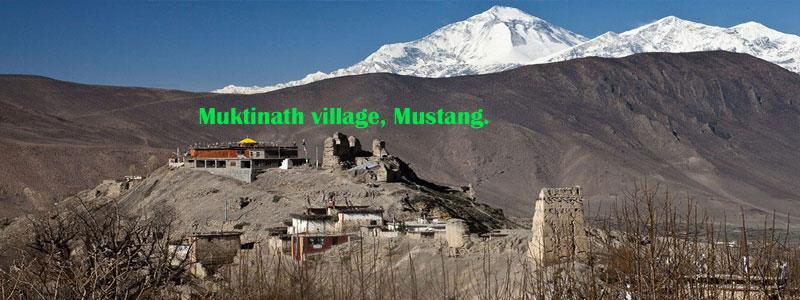 Muktinath Village
