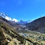 Everest Panorama Trekking, Pangbouche