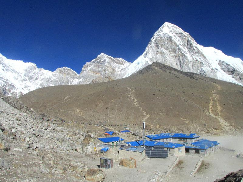 Everest Base camp Trekking Image