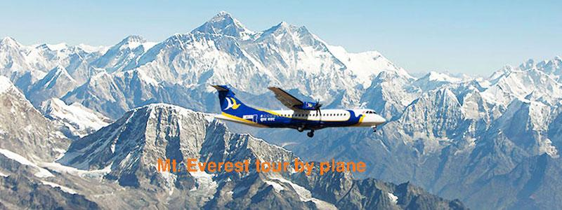 Nepal Everest Flight