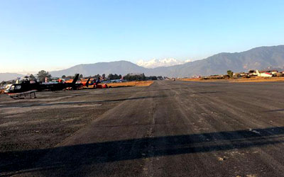 Nepal International Airport